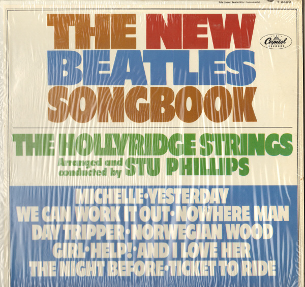The New Beatles Song Book