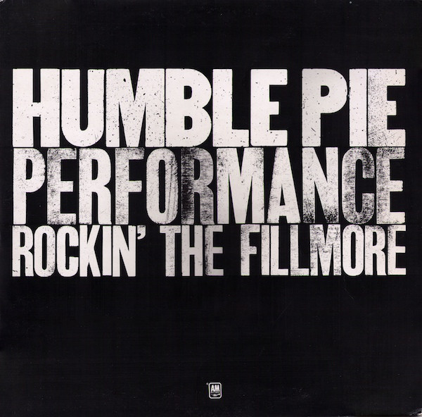 Performance-Rockin' the Fillmore