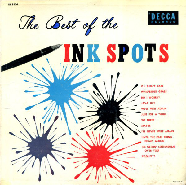 The Best Of The Inkspots