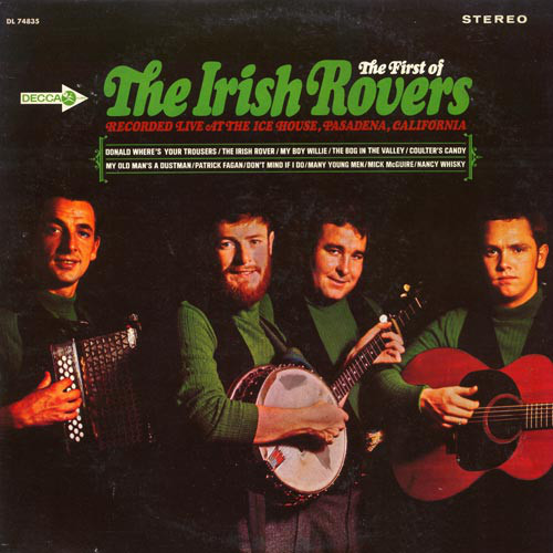 The First Of The Irish Rovers