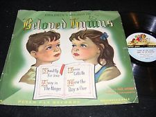 Children's Record of Beloved Hymns