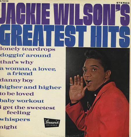 Jackie Wilson's Greatest Hits