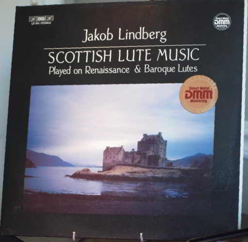Scottish Lute Music Played on Renaissance & Baroque Lutes