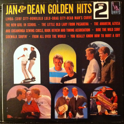 Jan and Dean's Golden Hits, Volume 2