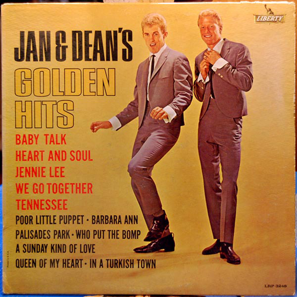 Jan and Dean's Golden Hits