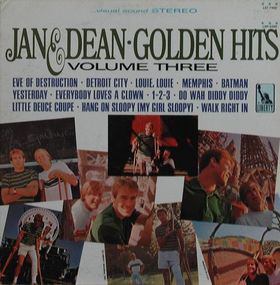 Jan and Dean's Golden Hits, Volume 3
