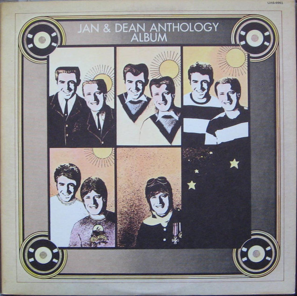 Jan and Dean Anthology Album