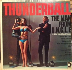 Thunderball & Other Secret Agent Themes