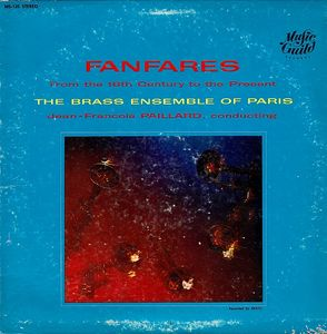 Fanfares From The 16th Century To The Present