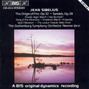 Jean Sibelius: Orchestral Works
