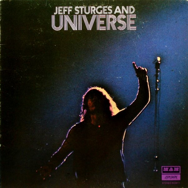 Jeff Sturges And Universe