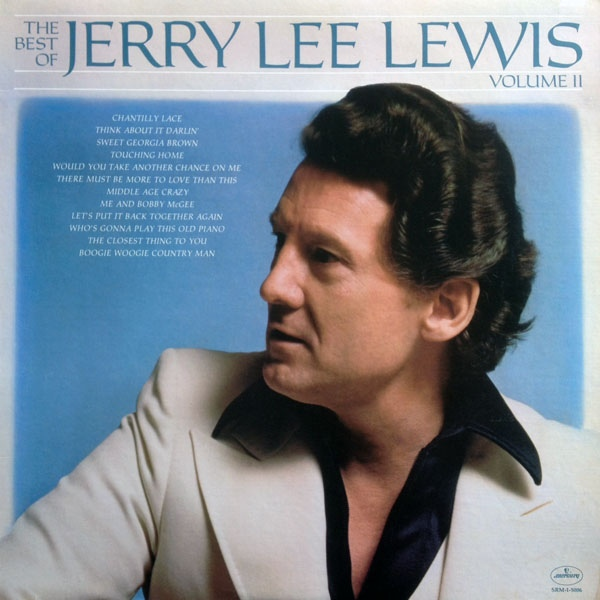 The Best Of Jerry Lee Lewis Volume II