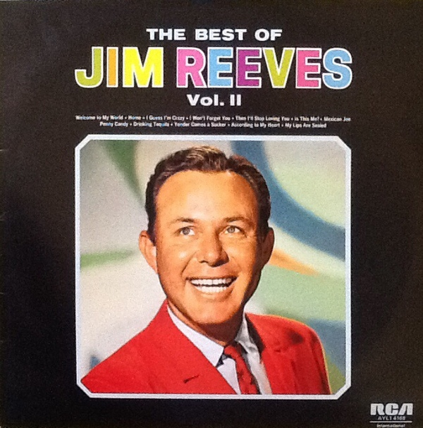 The Best Of Jim Reeves Volume II