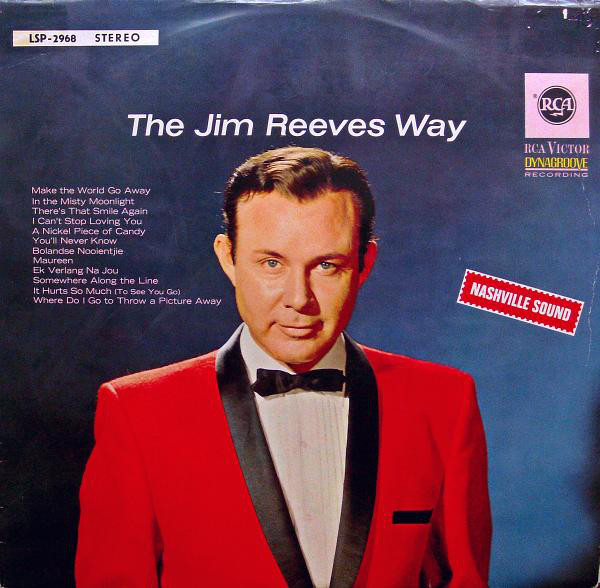 The Jim Reeves Way