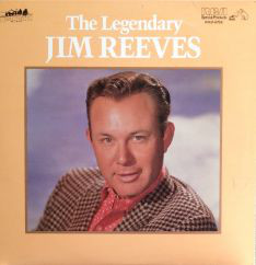 The Legendary Jim Reeves