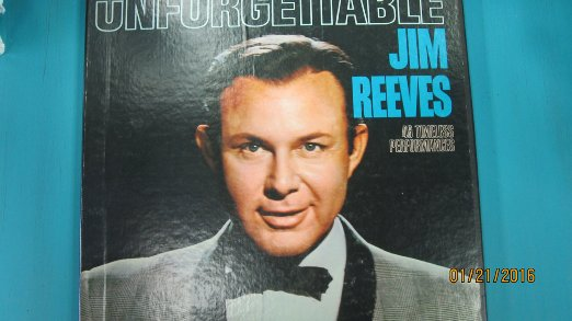 The Unforgettable Jim Reeves -- 40 Timeless Performances