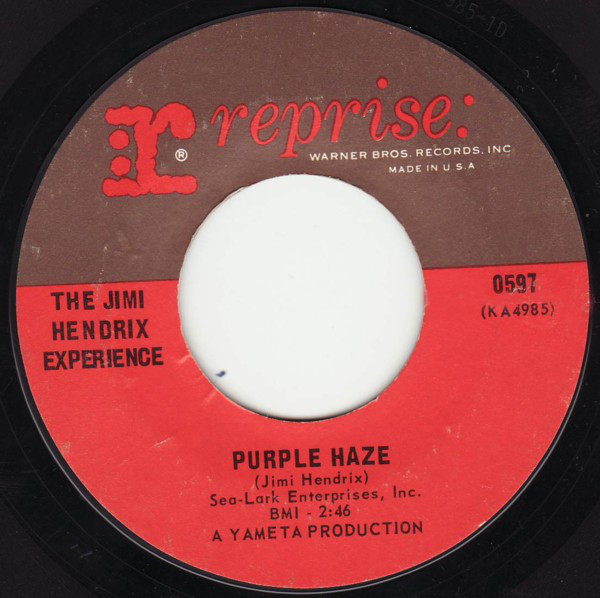 Purple Haze / The Wind Cries Mary