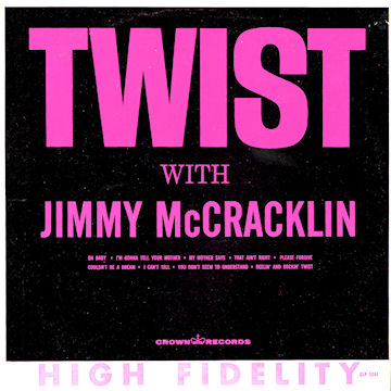 Twist With Jimmy McCracklin