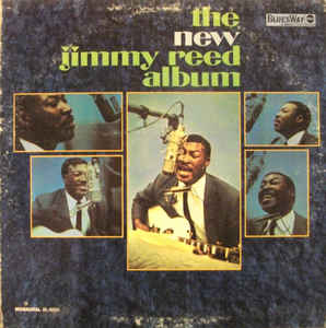 Jimmy Reed Vinyl Record Albums