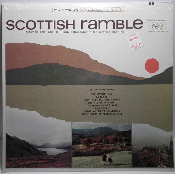Scottish Ramble (Recorded At The Watford Town Hall)