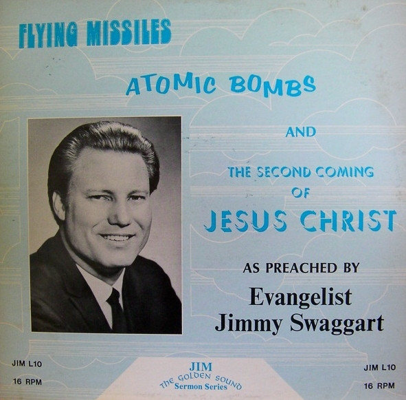 Flying Missiles Atomic Bombs- The 2nd Coming Of Jesus Christ