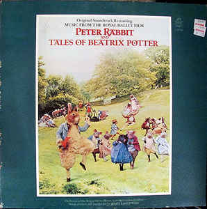 Music From The Royal Ballet Film Peter Rabbit And Beatrix Potter