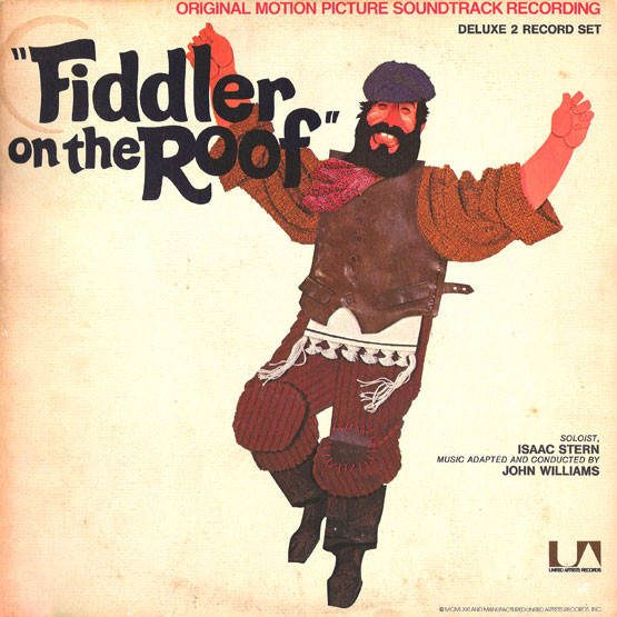 Fiddler On The Roof (Original Motion Picture Soundtrack Recording)