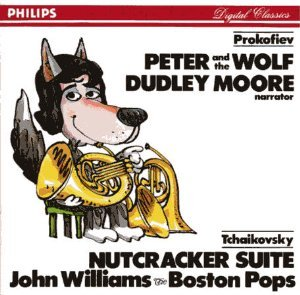 Prokofiev Peter And The Wolf Tchaikovsky Nutcracker Suite