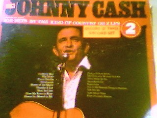 Big Hits By The King Of Country On 2 LPs
