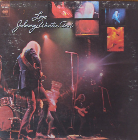 Live/Johnny Winter And