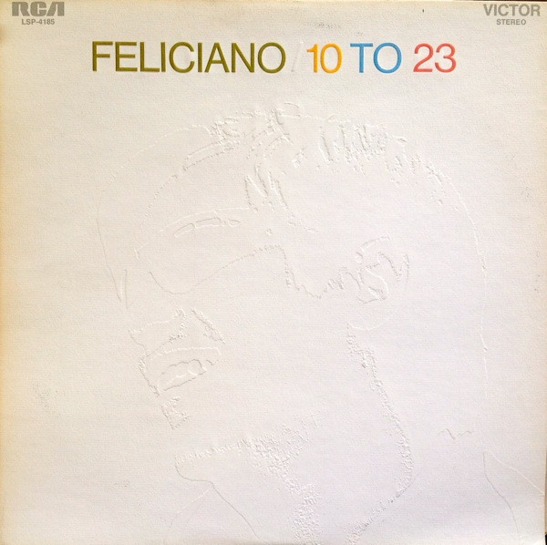 Feliciano/10 To 23