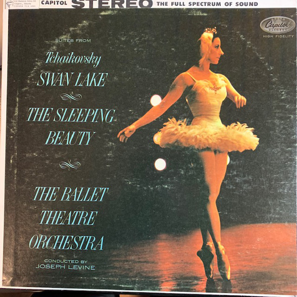 Suites From Swan Lake And The Sleeping Beauty