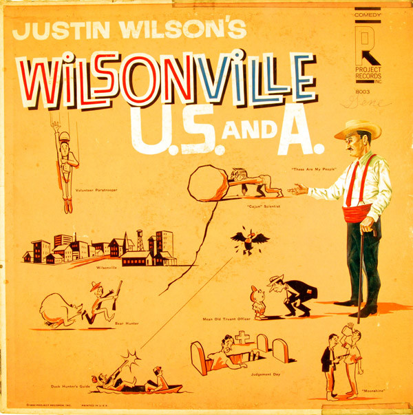 Justin Wilson's Wilsonville U.S. And A.
