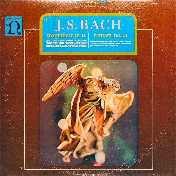 J. S. Bach: Magnificat In D/Cantate No. 51