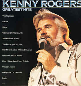 Kenny Rogers - Kenny Rogers' Greatest Hits
