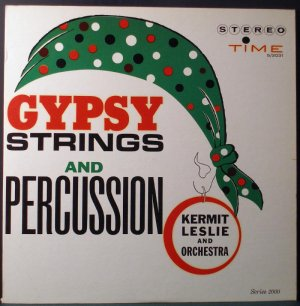 Gypsy Strings and Percussion