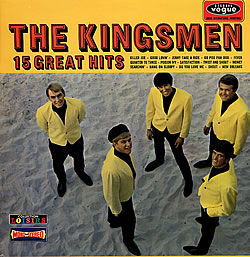 The Kingsmen In Person