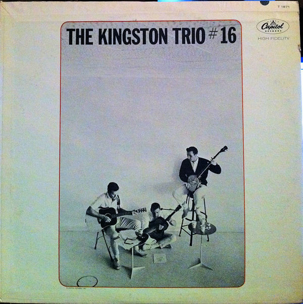 The Kingston Trio #16