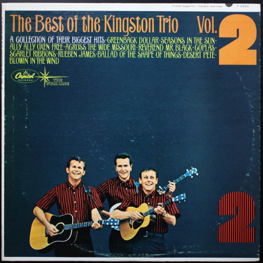 The Best of the Kingston Trio Volume 2