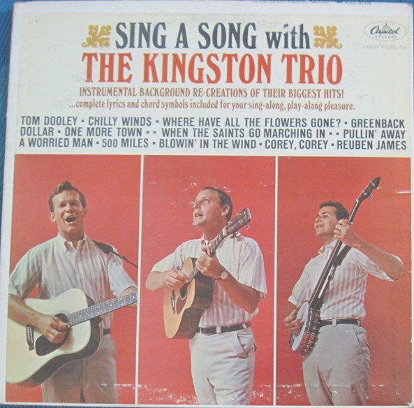 Sing a Song with The Kingston Trio