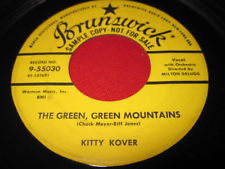 Lips That Lie / The Green Green Mountains