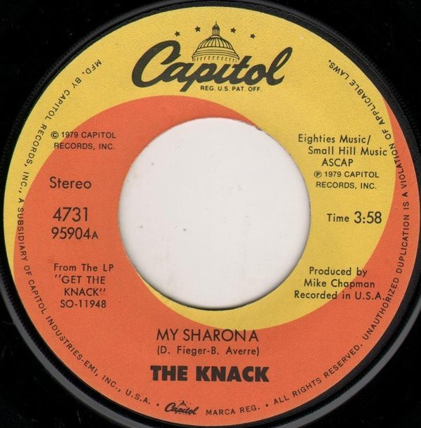 My Sharona / Let Me Out