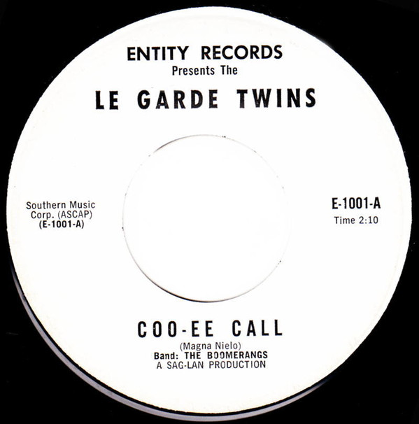 Coo-Ee Call / I Could Have Been Lonely (At Home)