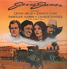 The Legend Of Jesse James