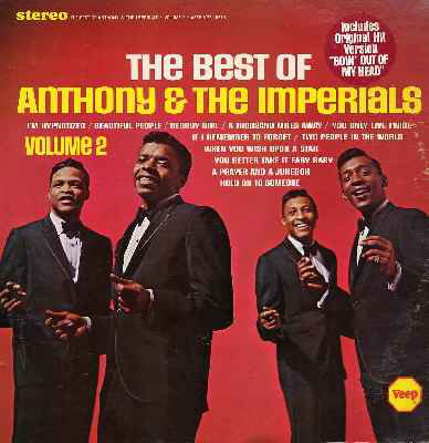 The Best Of Little Anthony & The Imperials Volume II