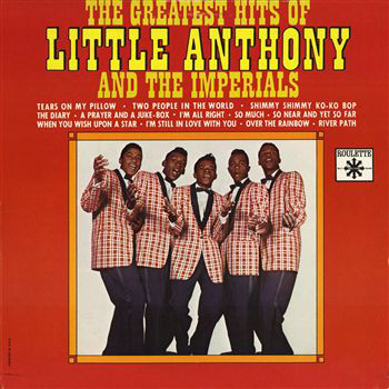 The Greatest Hits Of Little Anthony And The Imperials