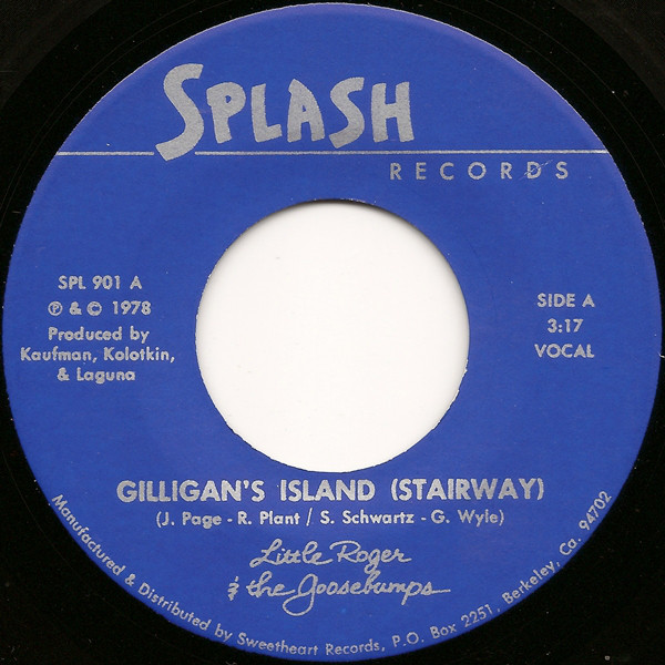 Gilligan's Island (Stairway) / The Wet Look