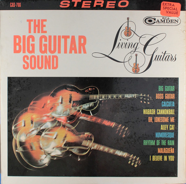 The Big Guitar Sound