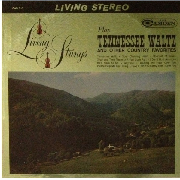 Living Strings Play Tennessee Waltz And Other Country Favorites