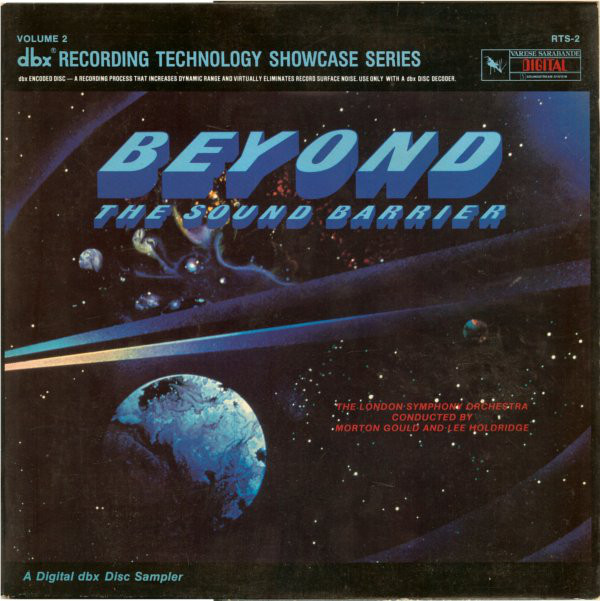 Beyond The Sound Barrier: The Spectacular Sound Of Digital dbx Discs